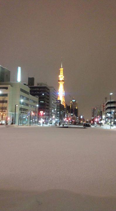 札幌での貴重な体験。