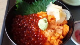 北海道の食材。