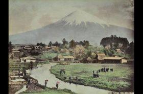 ミッドタウンの富士フィルムの1Fにあるギャラリーは、行けば何か展示をしてます。