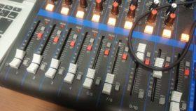 恵比寿のインターネットラジオ局のバイト、始まりました。