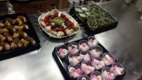 先日クラウドファンディングを達成したシェアキッチン「基地キッチン」のオープニングパーティーでした。