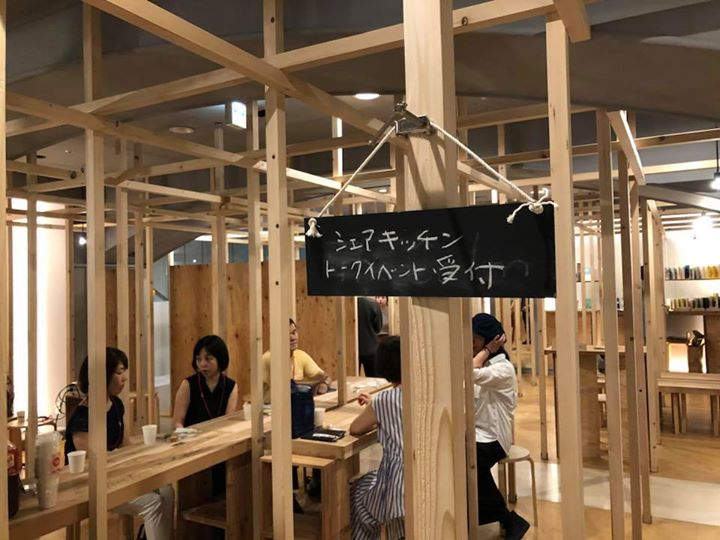 シェアキッチンのトークイベントがSTAND GINZAで開催されました。