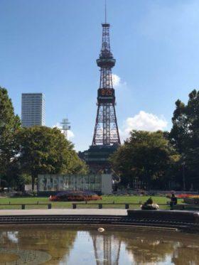 ほんとにいろんな方にお会いできた札幌旅行でした。