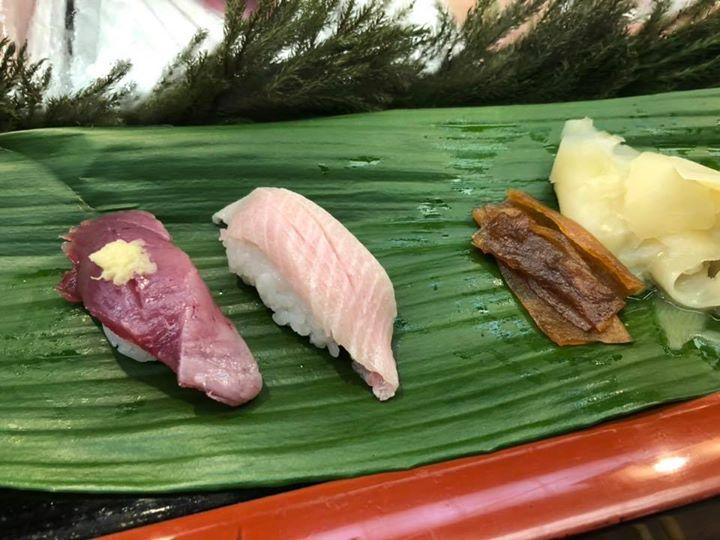 高岡はほんとにお魚おいしいです。