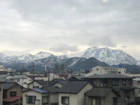 今日は糸魚川。
