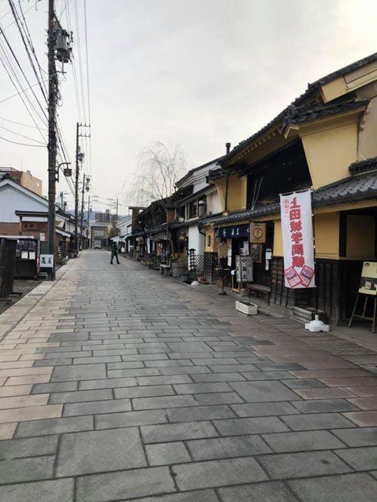 かつて真田丸で盛り上がった上田に来ています。