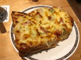 地元にいるときはあまり行かなかったコメダだけど、全国に広がってから東京で食べるようになった。