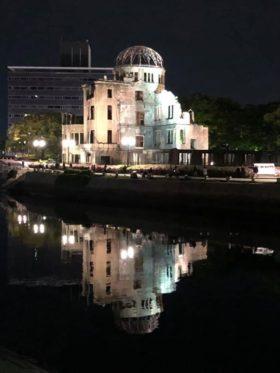 今日は広島。